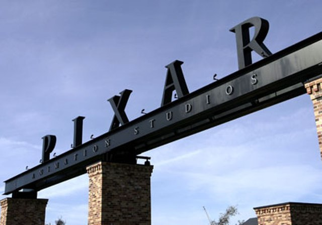 Channel Letters - Pixar-Animation-Studios